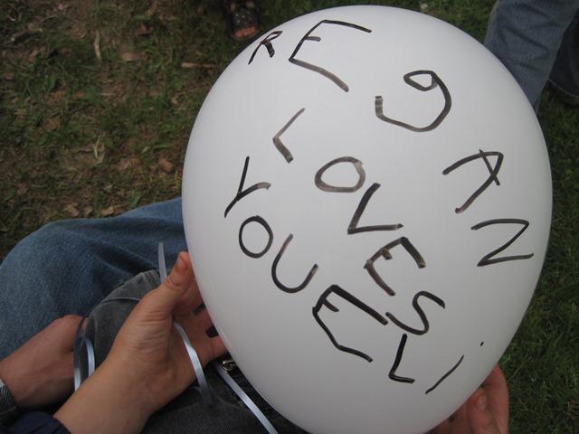 regan's balloon