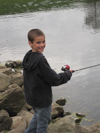 aarick fishing