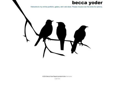 becca yoder art