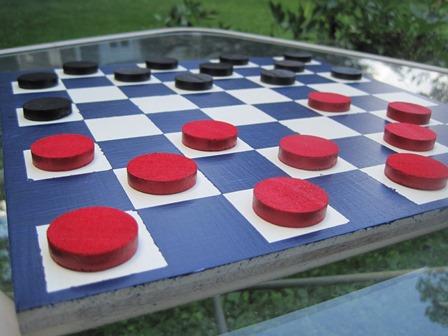 1. checkerboard
