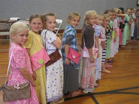 31. smallest girls