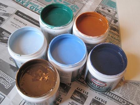 4. paints