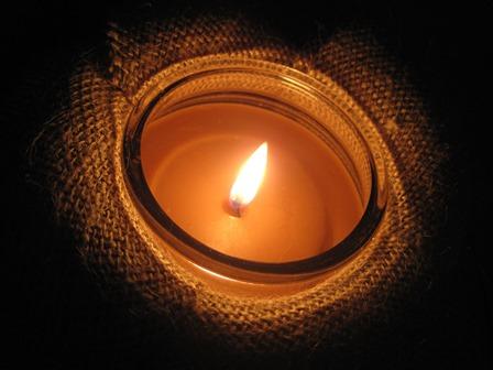 pumpkin maple candle
