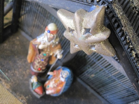 porcelain Nativity