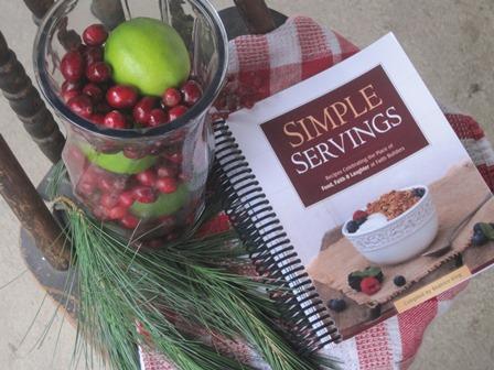 Simple Servings cookbook 01