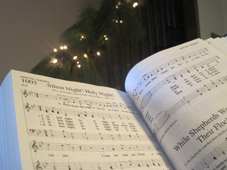 hymnal - Silent Night