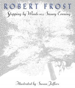 stopping woods snowy evening robert frost